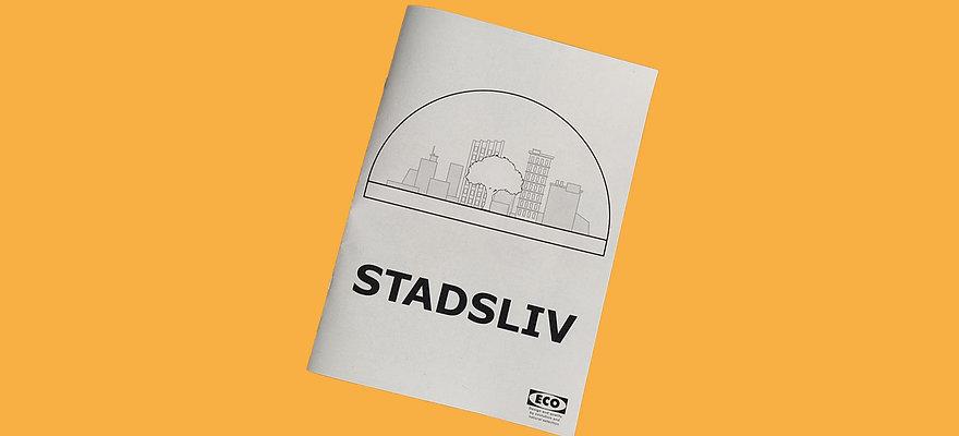 STADSLIV: a city ecology adventure