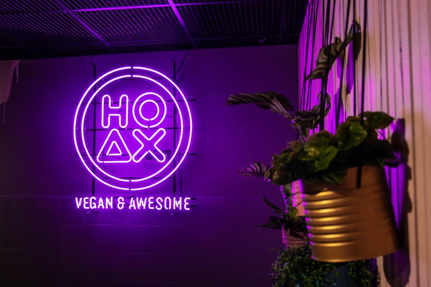 hoax vegan - sisustussuunnittelu tilako