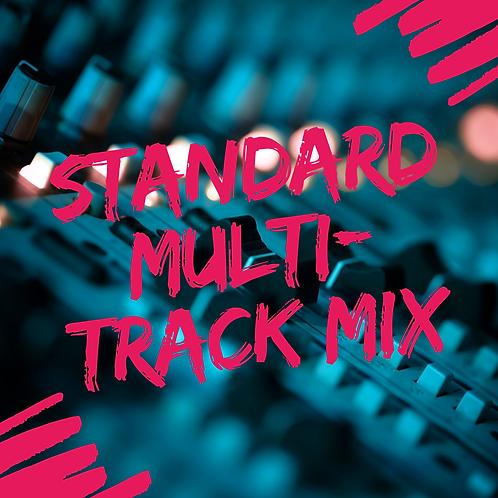 Standard Multi-Track Mix