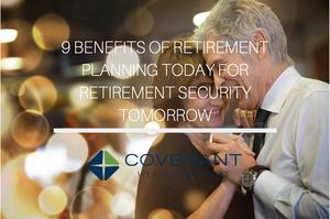 Benefits of retirement planning Image 1