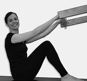 instructeur pilates, Gaelle NGUYEN