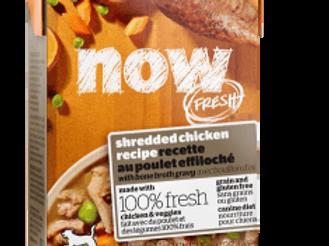 Grain Free Shredded Chicken Stew