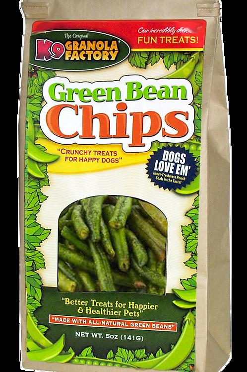 Green Bean Chip Treats