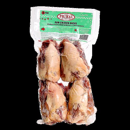 Frozen Treats- Raw Chicken Backs