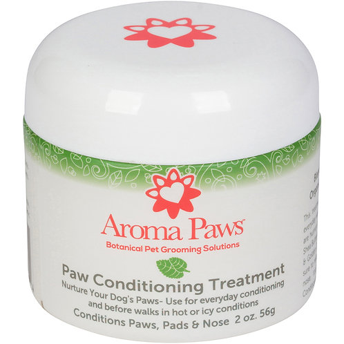 Paw Conditioning Treatment