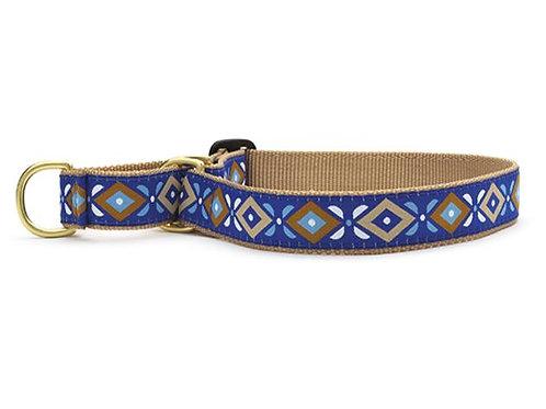 Aztec Blue Martingale