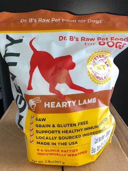 Hearty Lamb Patties