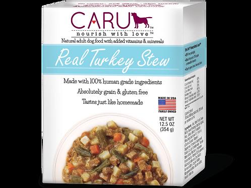 Real Turkey Stew