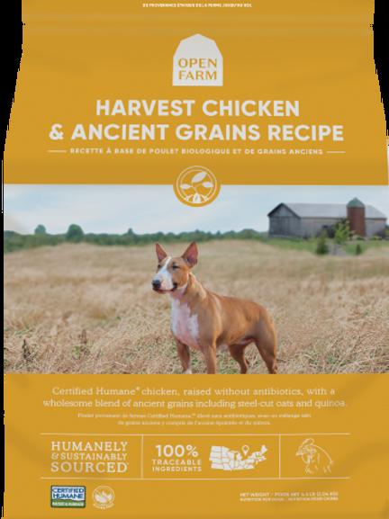 Ancient Grains- Harvest Chicken
