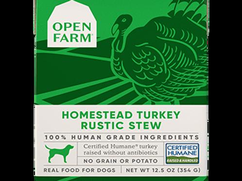Rustic Stew- Homestead Turkey