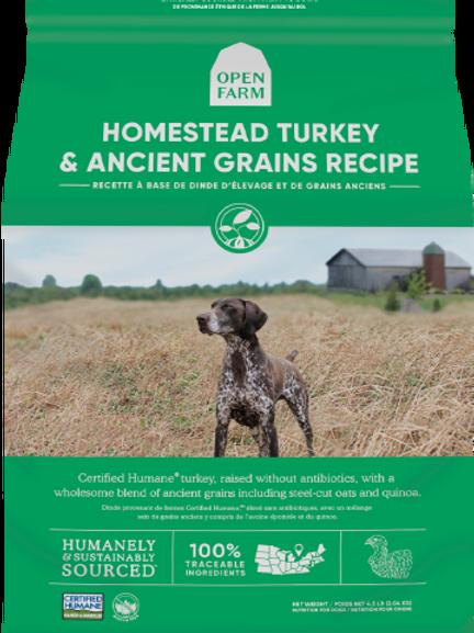 Ancient Grains- Turkey