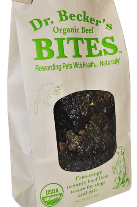 Organic Beef Bites