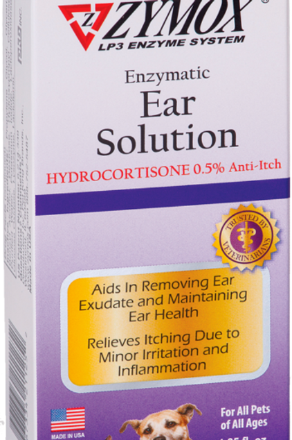 Ear Solution With Hydrocortisone
