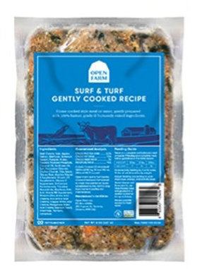 Gently Cooked 72 oz - Surf &Turf