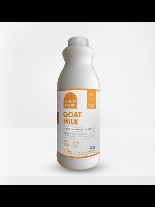 Open Farm Goat Milk Digestion