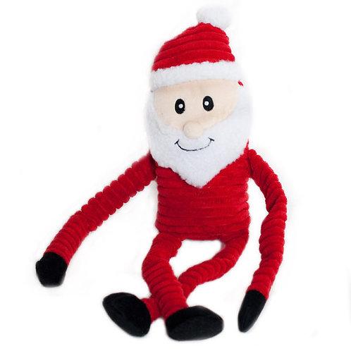 Crinkle Santa