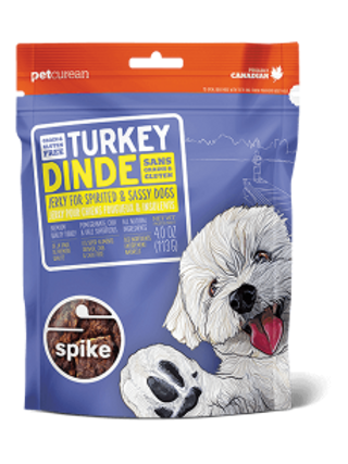 Grain Free Turkey Jerky