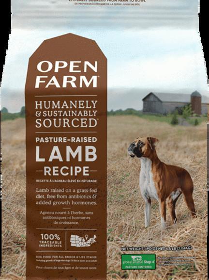 Homestead- Pasture Raised Lamb