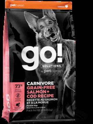 Carnivore- Grain Free, Salmon & Cod