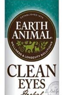 Earth Animal Clean Eyes Herbal Dog & Cat Eye Wash