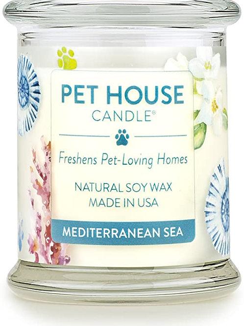 Mediterranean Sea Candle