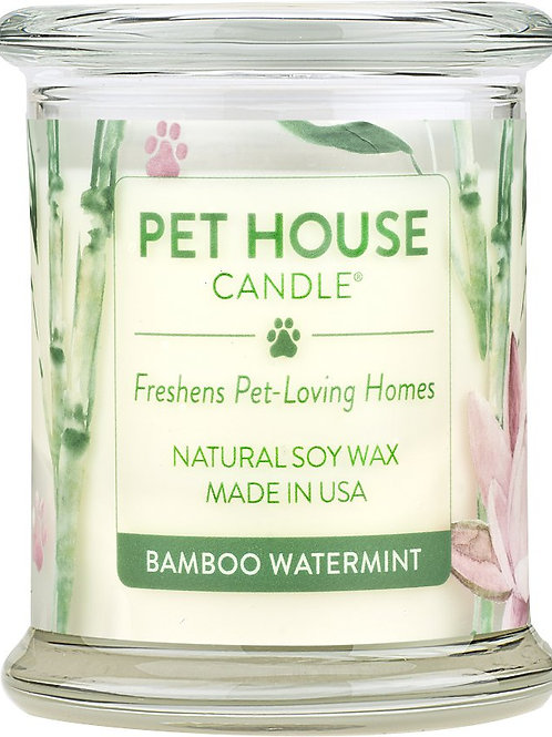 Bamboo Watermint Candle