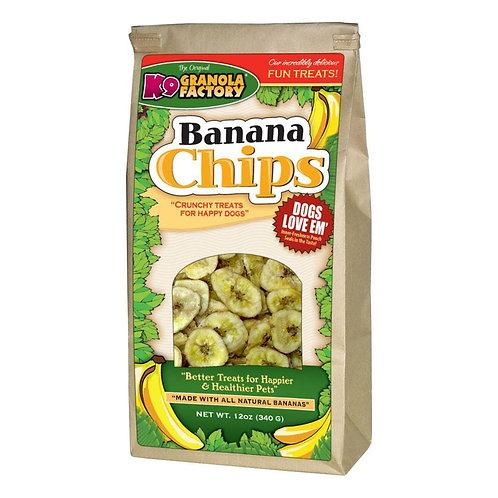 Banana Chip Treats
