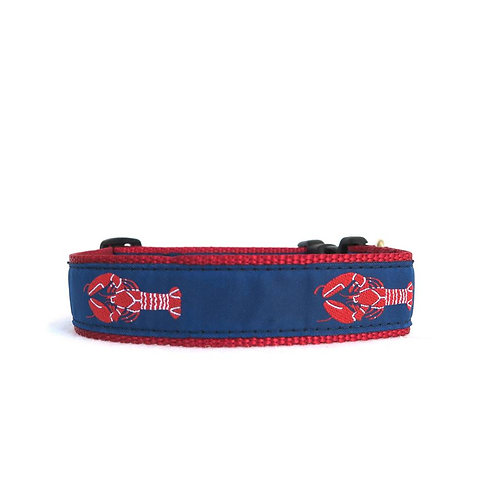 Red Lobster Martingale Collar