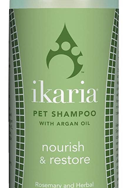 Ikaria Nourish Shampoo