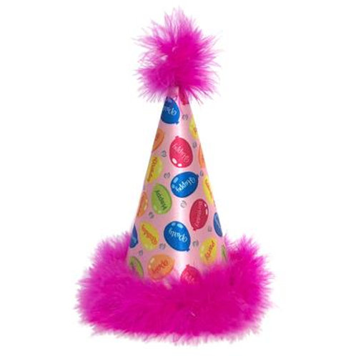 Party Time Pink- Party Hat