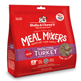 Tantalizing Turkey Meal Mixer