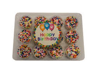 Bday Mini Cupcake Pack