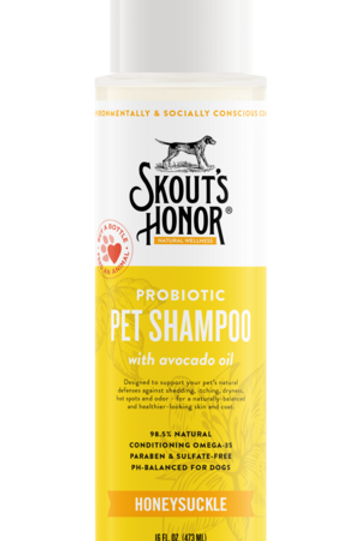 Probiotic Honey Suckle Shampoo/Conditioner