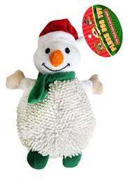 Fuzzie Snowman
