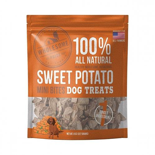 Sweet Potato Mini Bites