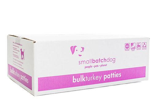 Bulk- Turkey Patties