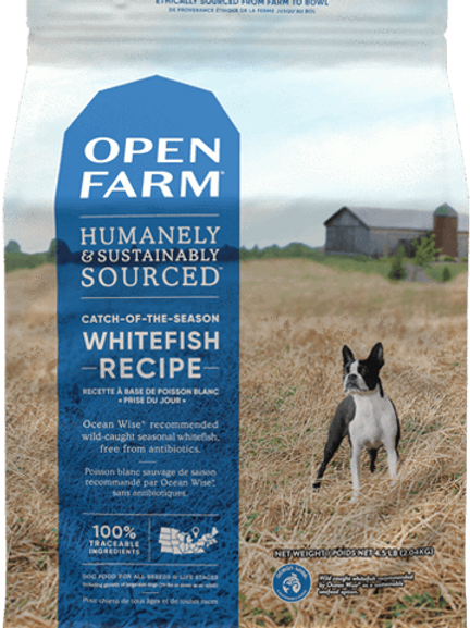 Homestead- Catch of the Season Whitefish