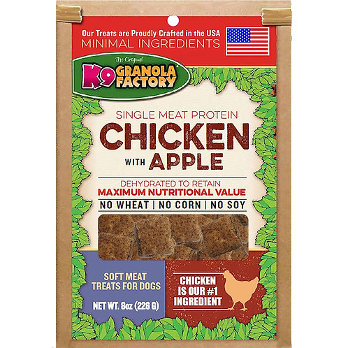 Chicken with Apple Soft Meat Treat