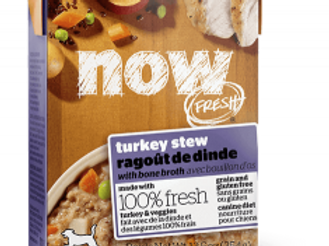 Grain Free Turkey Stew