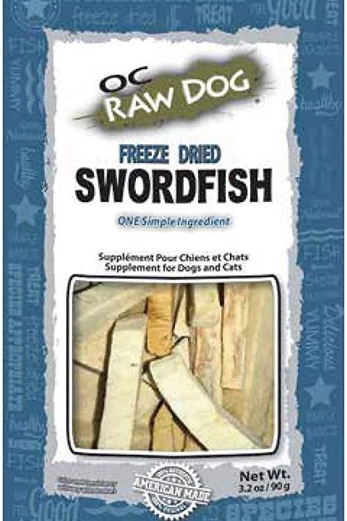 Swordfish Treats