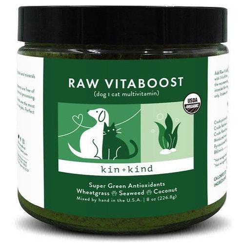 Raw Vita Boost- Multivitamin
