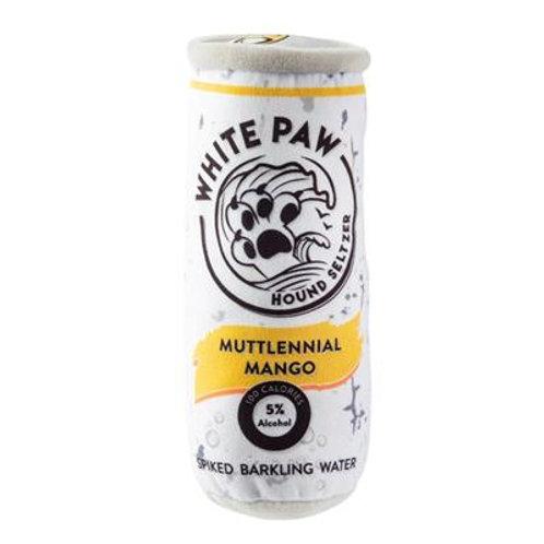 White Paw- Muttlennial Mango