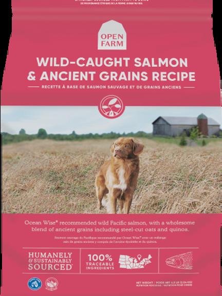 Ancient Grains- Wild Caught Salmon