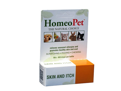 Homeopet Skin & Itch