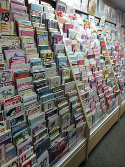 Hundreds of Cards