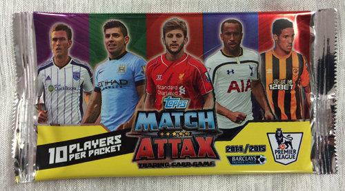 Match Attaxs cards