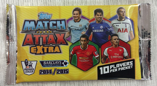 Match Attaxs Extra cards