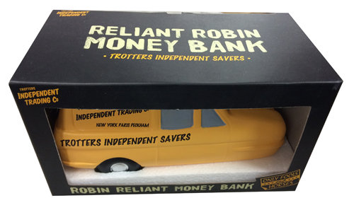 Reliant Robin Money Bank