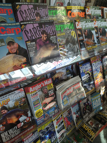 Angling Magazines
