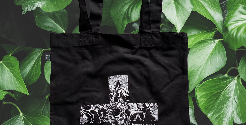 Trade For Tears Organic Tote